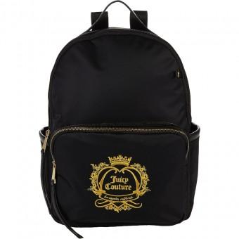 Τσάντα backpack μαύρη | troop Beverly hills