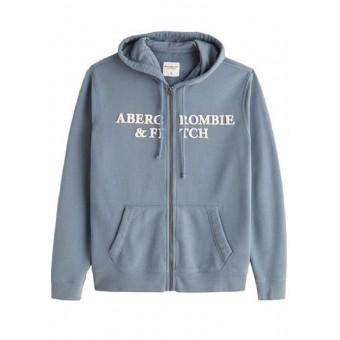 Ζακέτα φούτερ με κουκούλα Abercrombie&fitch|175-122-0130-025