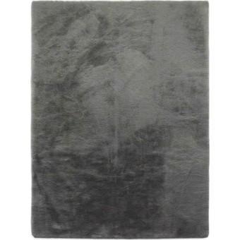 Χαλί γούνα | 160X230 | Puffy FC7A Dark Grey Antislip