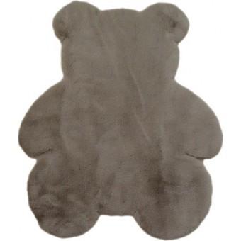 Χαλάκι γούνινο | Puffy FC5 Taupe Bear Antislip
