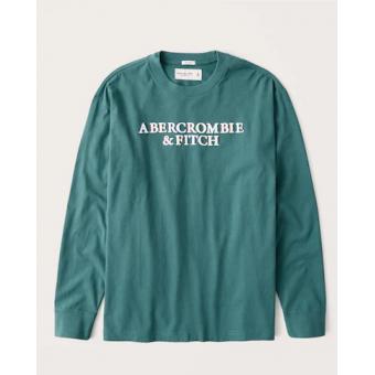 Μπλούζα μακό μακρυμάνικη abercrombie&fitch