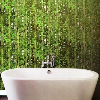 Ταπετσαρία τοίχου | Δάσος bamboo | Virtual Reality