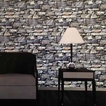 Ταπετσαρία τοίχου | Πέτρινος τοίχος | Virtual Reality