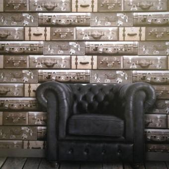 Ταπετσαρία τοίχου | Βαλίτσες | Just Like It