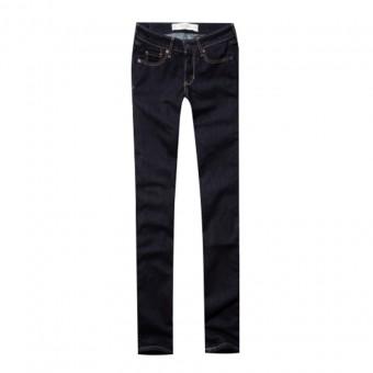 Παντελόνι Jean | Skinny | Σκούρο μπλέ | Στενή Γραμμή