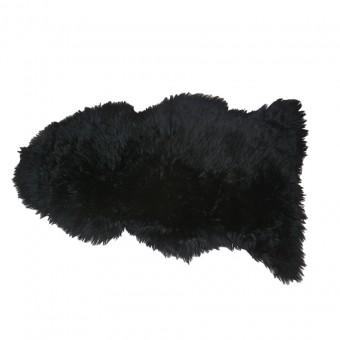 Sheepskin 60X110 | μαύρο