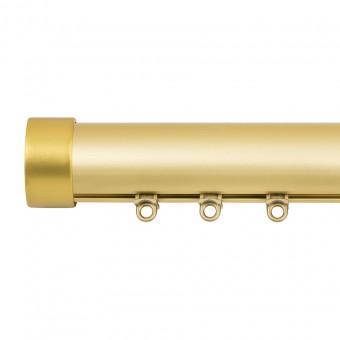 Σιδηρόδρομος μεταλλικός Φ35 | χρυσός