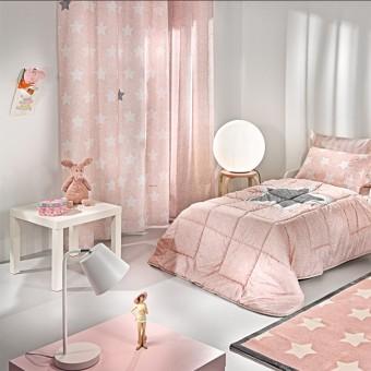 Κουρτίνα παιδική   Pirineo Pink 160x250