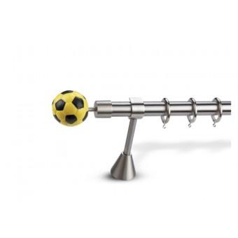 Κουρτινόξυλο παιδικό | μπάλα ΑΕΚ - ΑΡΗΣ | 160εκ.