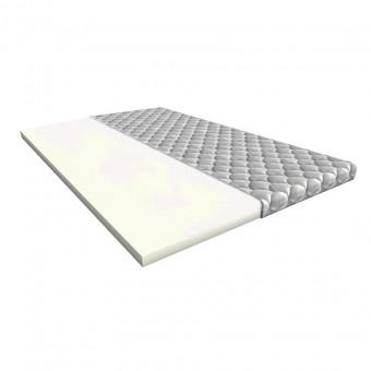 Ανώστρωμα Memory Foam μονό 90x200 | πάχους 4 cm