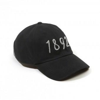 Καπέλο unisex | Baseball | Μαύρο | Γκρί Λογότυπο