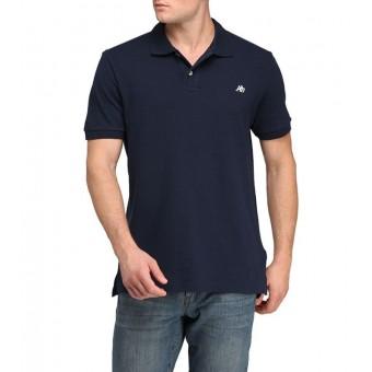 Μπλούζα Polo πικέ κοντομάνικη | Μπλέ Navy