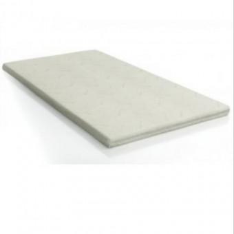 Ανώστρωμα Talalay Latex μονό 90x200 | Top Ivory | πάχος 7 cm