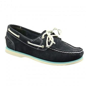 Παπούτσι Γυναικείο | Boat | Κλασικό Σχέδιο | Μπλε