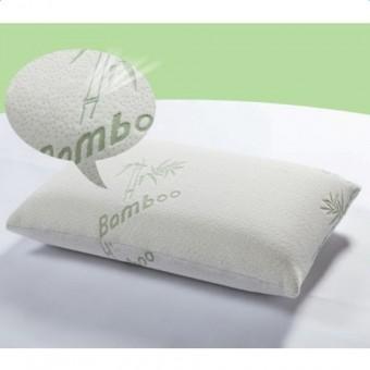 Μαξιλάρι Memory Foam KING size   Μέτριο   Bamboo cover
