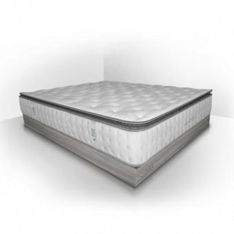 Στρώμα υπέρδιπλο με ανεξάρτητα ελατήρια & ενσωματωμενο ανωστρωμα memory foam | Ambient 160x200
