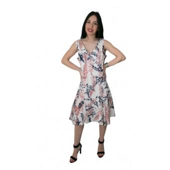 Φόρεμα | Φλοράλ | Λινό