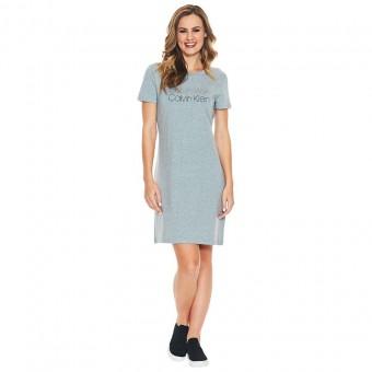 Φόρεμα | Κοντομάνικο | Αθλητικό | Heather grey