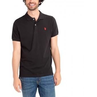 Μπλούζα Polo κοντομάνικη|11879929