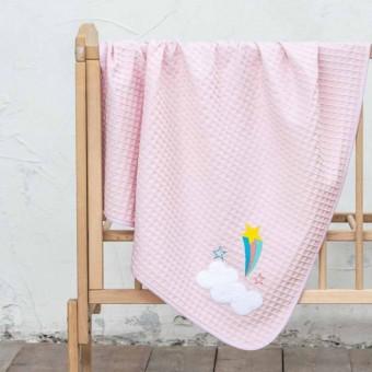 Κουβέρτα πικέ bebe   Arco   110x140