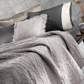 Κουβέρτα κάλυμμα υπέρδιπλη | Times Platinum | 240x260