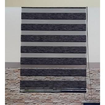 Ρόλερ 1.45Χ1.05 | Magic Light Bamboo 55008 | Μαύρο