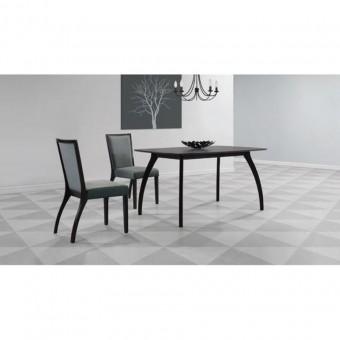 Τραπεζαρία με 4 καρέκλες   Veronica E7401,2S   150x90x75