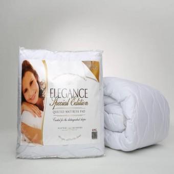 Στρωματοθήκη Elegance Special Edition   Μονή   Καπιτονέ   100% βαμβάκι   100x200   Λευκή