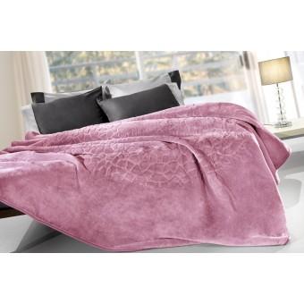 Κουβέρτα βελουτέ | Madison Opal | 220Χ240 | ultrasoft