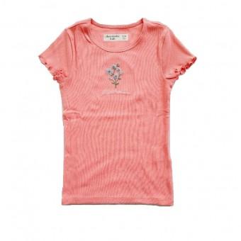 Μπλούζα παιδική | πικέ κοντομάνικη