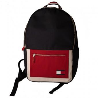 Τσάντα Γυναικεία | backpack | Μπλε - κόκκινο - άσπρο | B07YCN6WMZ