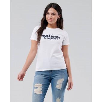 Μπλούζα Γυναικεία | Κοντομάνικη | Λευκή | Νο Medium