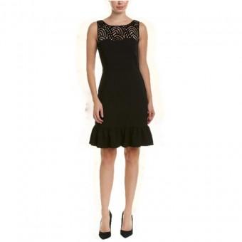 Φόρεμα | Δαντέλα | Μαύρο