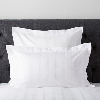 Σεντόνι μεμονωμένο χρώμα λευκό με λάστιχο   King Size 198x203   400 κλωστές