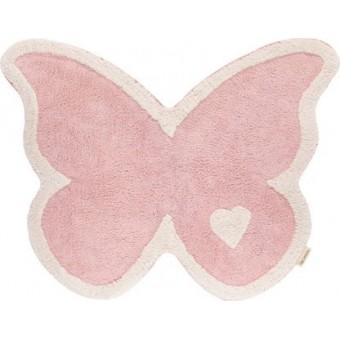 Χαλάκι βαμβακερό | Papillon | 86 x 110