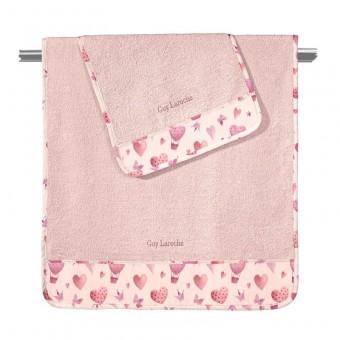 Σετ πετσέτες bebe 2 τεμ. | Sweet Heart