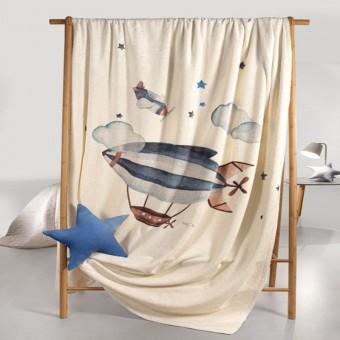 Κουβέρτα fleece παιδική | Demo | 160x220