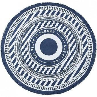 Πετσέτα Θαλάσσης   Στρογγυλή Summering   R150