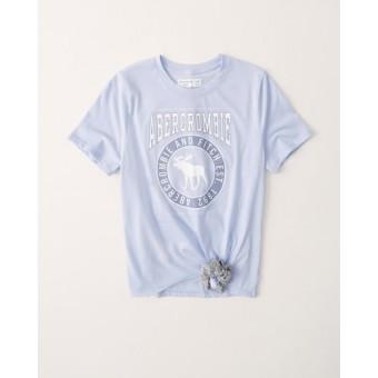 Μπλούζα παιδική | μακό κοντομάνικη | γαλάζια