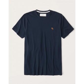 Μπλούζα μακό κοντομάνικη abercrombie&fitch|124-228-0550-023