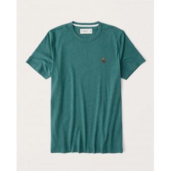 Μπλούζα μακό κοντομάνικη abercrombie&fitch|124-228-0550-300