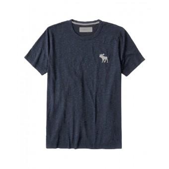 Μπλούζα μακό κοντομάνικη abercrombie&fitch