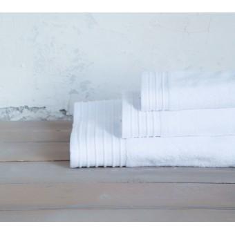 Πετσέτα προσώπου | Feel Fresh White | 50x100