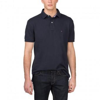 Μπλούζα Polo κοντομάνικη | blue navy