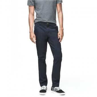 Παντελόνι υφασμάτινο μπλέ navy   Slim Straight   No 36x32